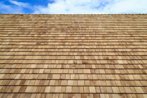 Cedar Shingles on a house in Vancouver WA